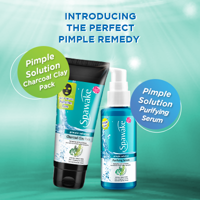 New Additions To The Pimple Range