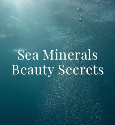 Sea Minerals Beauty Secrets