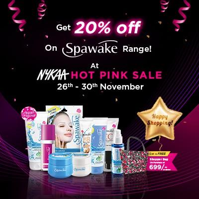 Nykaa Hot Pink Sale